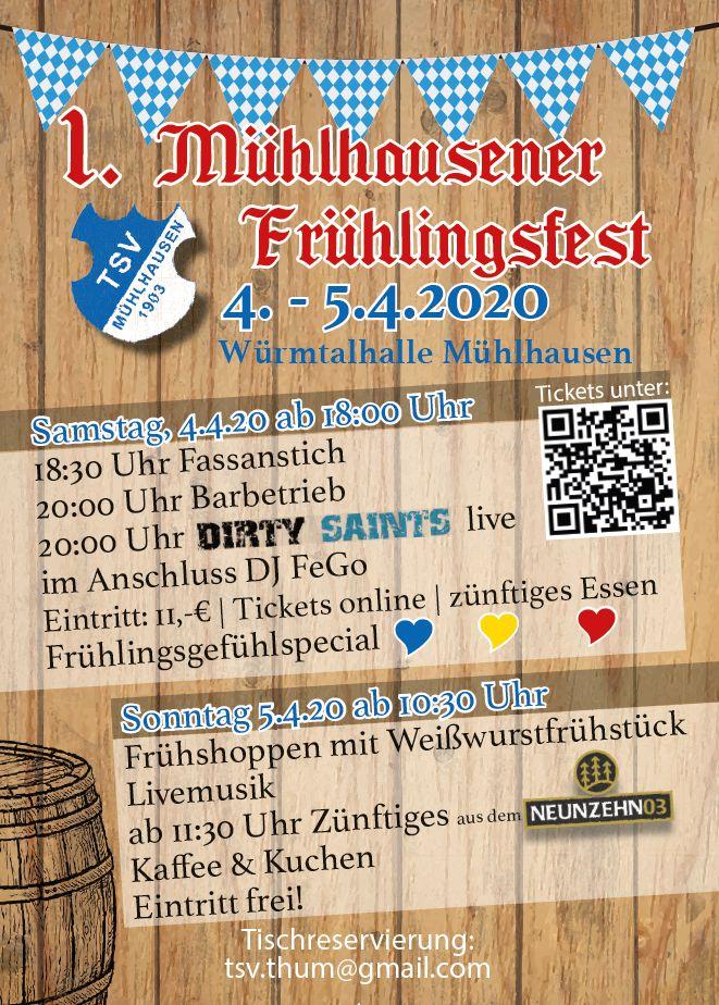 1. Mühlhausener Frühlingsfest
